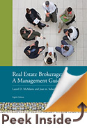Real Estate Brokerage: A Management Guide, 8th Edition